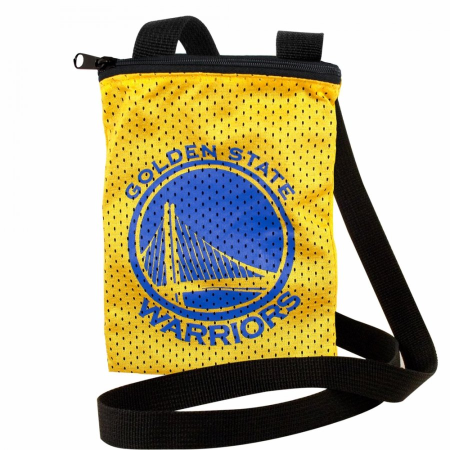 Golden State Warriors Game Day Pouch