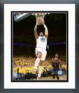 Golden State Warriors Marreese Speights 2015 NBA Finals Framed Photo