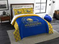 Golden State Warriors Reverse Slam Full/Queen Comforter Set