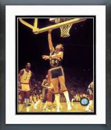 Golden State Warriors Rick Barry Action Framed Photo