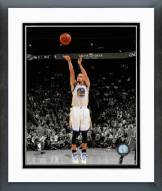 Golden State Warriors Stephen Curry 2014-15 Spotlight Action Framed Photo