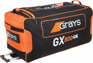 Grays GX800 Wheelie Field Hockey Goalie Bag
