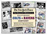 Greatest Moments in Baltimore Colts / Ravens History Newspaper