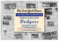 Greatest Moments in LA Dodgers History Newspaper