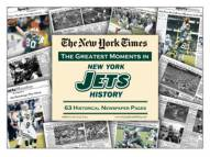 Greatest Moments in New York Jets History Newspaper