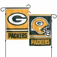 """Green Bay Packers 11"""" x 15"""" Garden Flag"""