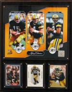 "Green Bay Packers 12"" x 15"" Legacy Collection Plaque"