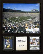 "Green Bay Packers 12"" x 15"" Stadium Plaque"