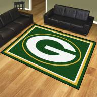 Green Bay Packers 8' x 10' Area Rug