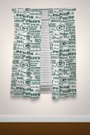 Green Bay Packers Anthem Curtains