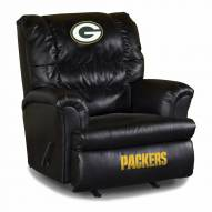 Green Bay Packers Big Daddy Leather Recliner