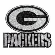 Green Bay Packers Bling Car Emblem