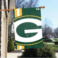 Green Bay Packers Bold Logo Banner