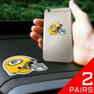 Green Bay Packers Cell Phone Grips - 2 Pack