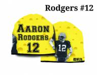 Green Bay Packers Cheesehead Aaron Rodgers Beanie