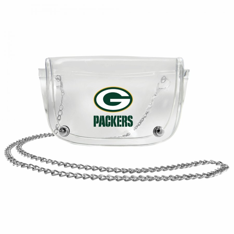 Green Bay Packers Clear Waistpack
