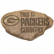 Green Bay Packers Country Garden Stone
