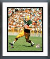 Green Bay Packers Donny Anderson Action Framed Photo