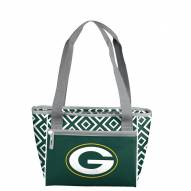 Green Bay Packers Double Diamond Cooler Tote