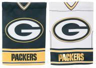 Green Bay Packers Double Sided Jersey Garden Flag
