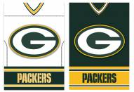 Green Bay Packers Double Sided Jersey Flag