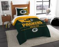 Green Bay Packers Draft Twin Comforter Set
