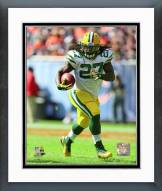 Green Bay Packers Eddie Lacy 2015 Action Framed Photo