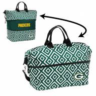 Green Bay Packers Expandable Tote Bag