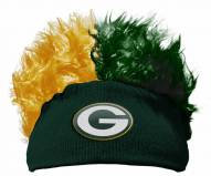 Green Bay Packers Flair Hair Beanie