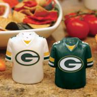 Green Bay Packers Gameday Salt and Pepper Shakers