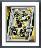 Green Bay Packers Green Bay Packers 2014 Team Composite Framed Photo