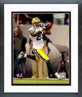 Green Bay Packers Greg Jennings 2007 Action Framed Photo