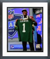 Green Bay Packers Ha Ha Clinton-Dix 2014 NFL Draft #21 Draft Pick Framed Photo