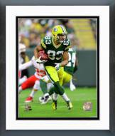 Green Bay Packers Jeff Janis 2014 Action Framed Photo