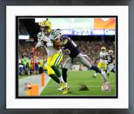 Green Bay Packers Jeff Janis 2015 Action Framed Photo