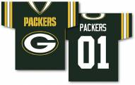 Green Bay Packers Jersey Banner