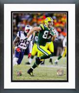 Green Bay Packers Jordy Nelson 2014 Action Framed Photo