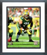 Green Bay Packers Josh Sitton 2014 Action Framed Photo