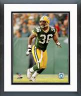 Green Bay Packers LeRoy Butler Action Framed Photo