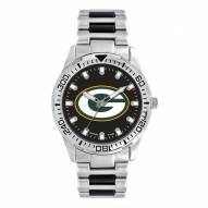 Green Bay Packers Men's Heavy Hitter Watch