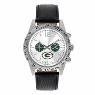 Green Bay Packers Men's Letterman Watch