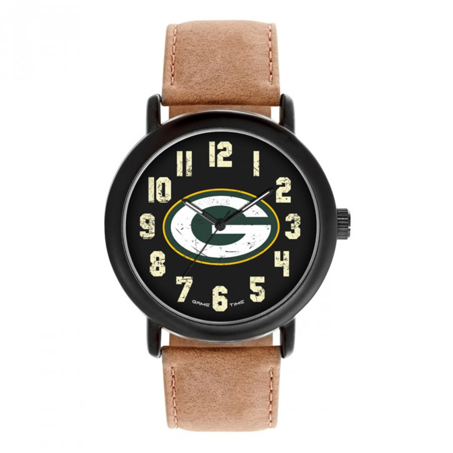 Green Bay Packers Men's Throwback Watch