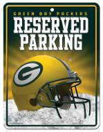 Green Bay Packers Metal Parking Sign