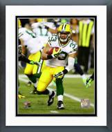 Green Bay Packers Micah Hyde 2014 Action Framed Photo