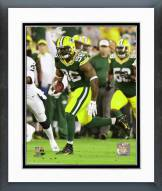 Green Bay Packers Mike Neal 2014 Action Framed Photo