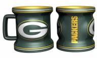Green Bay Packers Mini Mug Shot Glass