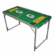 Green Bay Packers NFL Outdoor Folding Table