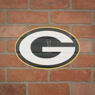 Green Bay Packers Outdoor Logo Graphic