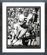 Green Bay Packers Paul Hornung 1965 Action Framed Photo