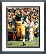 Green Bay Packers Paul Hornung - Action Framed Photo